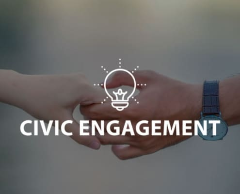 Civic Engagement Online Lesson by IMAGO Online SEL Platform