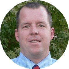 Jeremy Ward — Assistant Superintendent – College & Career Readiness