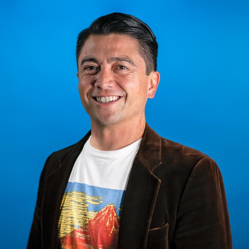 Edgar Blunt - IMAGO's CEO / Co-Founder